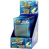 Green Gobbler BIO-Flow Drain Strips - 12 PAC (Drain Cleaner & Deodorizer) - 12 Pack Master Carton