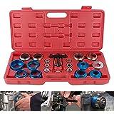 Pevor 20pcs Crank Bearing Camshaft Seal Remover and Installer Kit 27~58mm