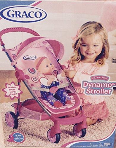 Graco Pram Doll Stroller - 2