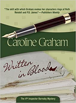 Book By Caroline Graham - Written in Blood (10/16/07)