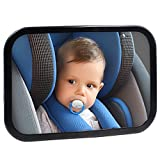 Safe Baby Car Mirror for Rear View Facing Back Seat for Infant Child,Fully