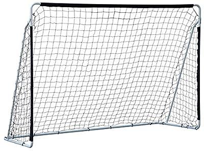 KLB Sport 8' x 5' Steel Soccer Goal W/Net
