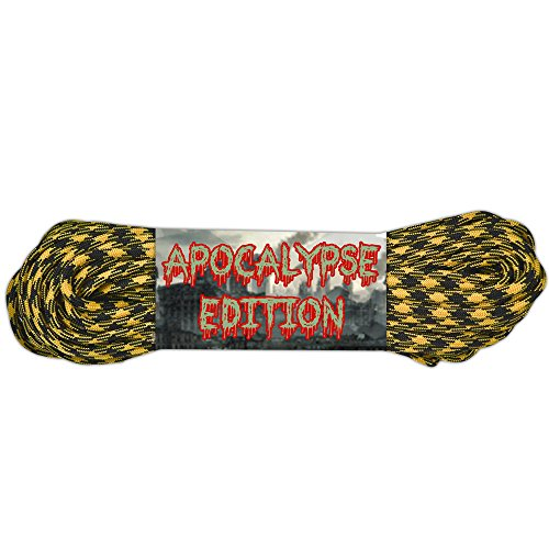 Zombie Fester (Paracord Planet 550 LB Type III Zombie Apocalypse Edition Themed Paracord - Available in 100 ft Hanks)