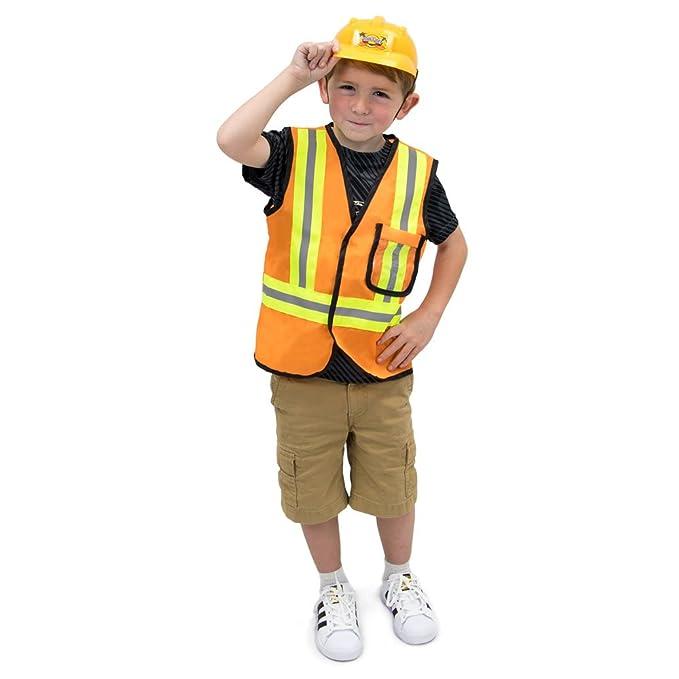 Amazon.com: Disfraz para niños Trabajadores de ...