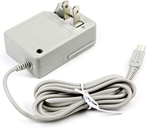 AC Adapter Charger Home Travel Charger Wall Plug Power Adapter (100-240 v) for Nintendo 3DS/ 3DSXL/ DSI/DSIXL