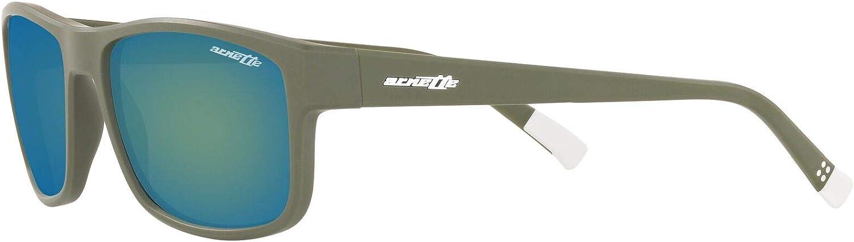 Arnette Mens AN4258 Lastarria Rectangular Sunglasses