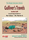 img - for Gulliver's Travels for Class IX (Term I) book / textbook / text book
