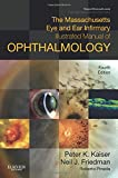 img - for The Massachusetts Eye and Ear Infirmary Illustrated Manual of Ophthalmology, 4e book / textbook / text book