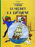 les aventures de tintin le secret de la licorne french edition of the secret of the unicorn by herge 1993 09 15