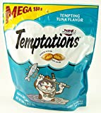 Cheap Whiskas Temptations Tempting Tuna Flavor Mega 180g 6.3 Oz Pouches (Pack of 2)