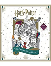Harry Potter: Coloring Wizardry