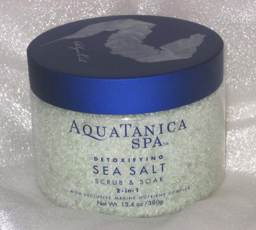 Aquatanica Spa Detoxifying Sea Salt Scrub & Soak (Aquatanica Spa)