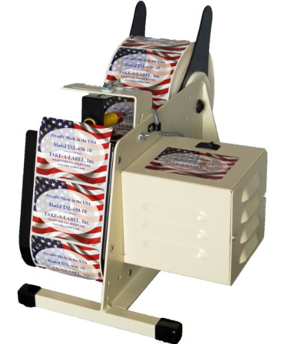 Take-a-Label 45130 02 TAL-450 Label Dispenser with Photo Cell Sensor by Take-a-Label