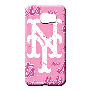 samsung galaxy s6 edge Extreme Hot Scratch-proof Protection Cases Covers phone carrying covers new york mets mlb baseball