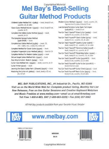 Mel Bays Modern Guitar Method Grade 1 Grade 1 Mel Bay