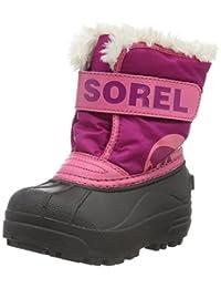 Sorel Boy's CHILDRENS SNOW COMMANDER - K Snow Boots