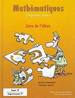 Mathématiques HarmoS 7e : livre de l'élève, Chastellain, Michel
