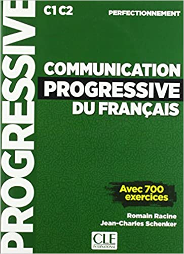 Communication Progressive Du Francais Niveau