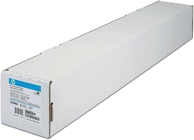 HP Q1396A - Papel para Impresora de Tinta (61 cm x 45.7 m): Amazon.es: Oficina y papelería