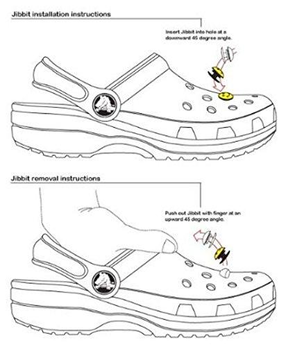 AVIRGO Shoe Charms Set
