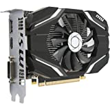 MSI GAMING GeForce GTX 1050 GB GDDR5 DirectX 12 Graphics Card (GTX 1050 2G OC)