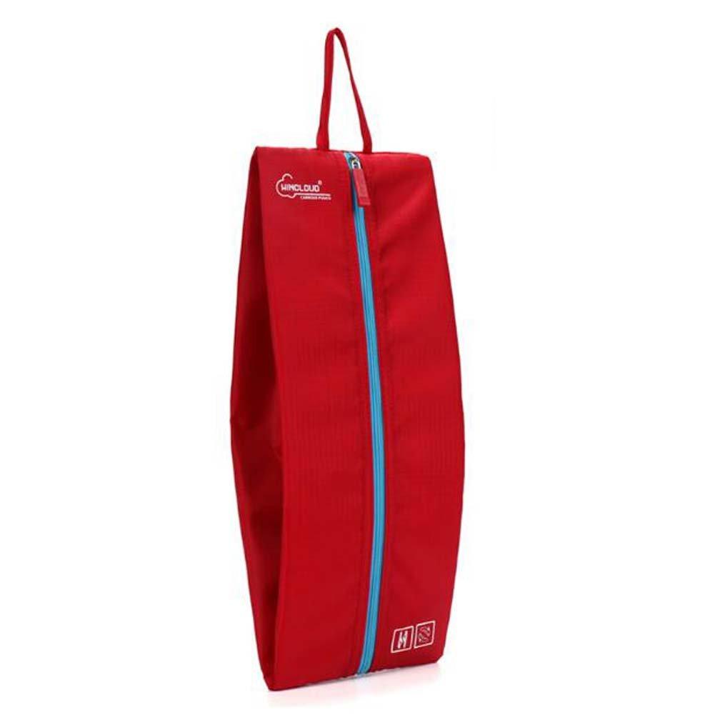 DRAGON SONIC Pure Color Portable Dust-proof Travel Shoe Bags Storage Bag #3