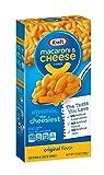 Kraft Macaroni & Cheese Dinner, Original, 7.25 oz