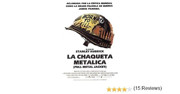 La Chaqueta Metálica [Blu-ray]: Amazon.es: Arliss Howard ...