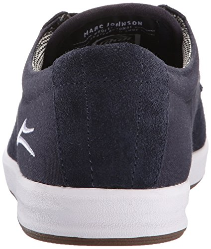 Lakai Mens MJ XLK Action Sports Navy Suede NA5VnHufd
