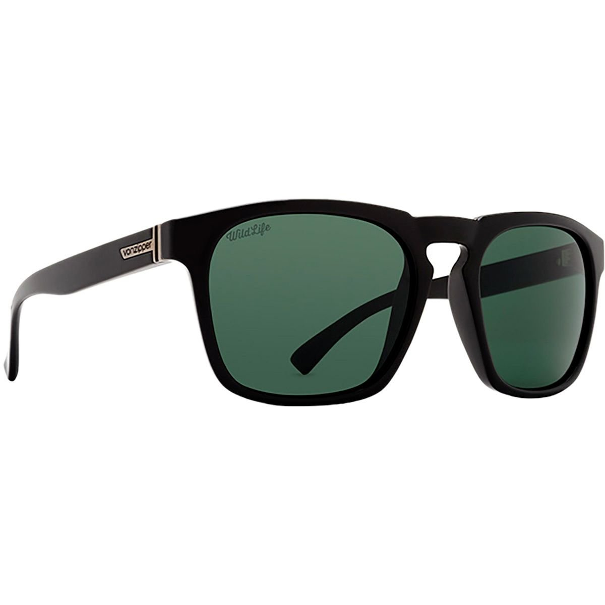 3fcf5bdb0f Amazon.com  VonZipper Adults Banner Polarized Sunglasses