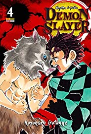 Demon Slayer - Kimetsu No Yaiba Vol. 4