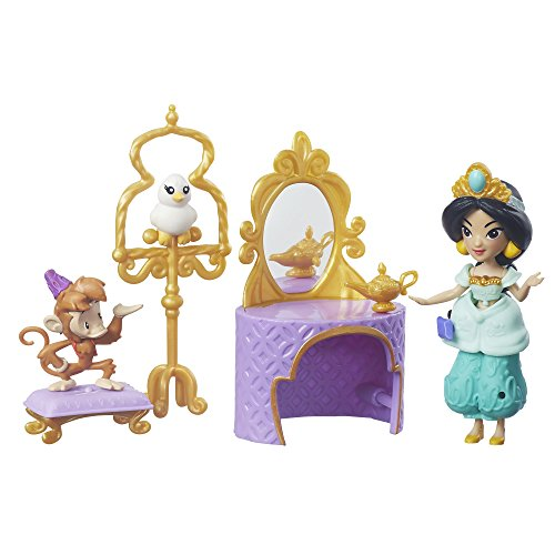 Jasmine's Golden Vanity is a cute Disney Princess toy