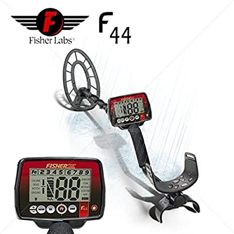 Fisher F44 Detector de metales