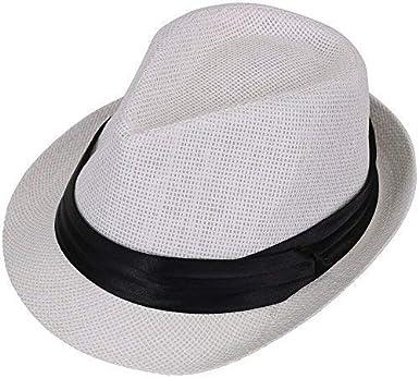 Amazon.com: Sombreros de paja para mujer - Sombrero de paja ...