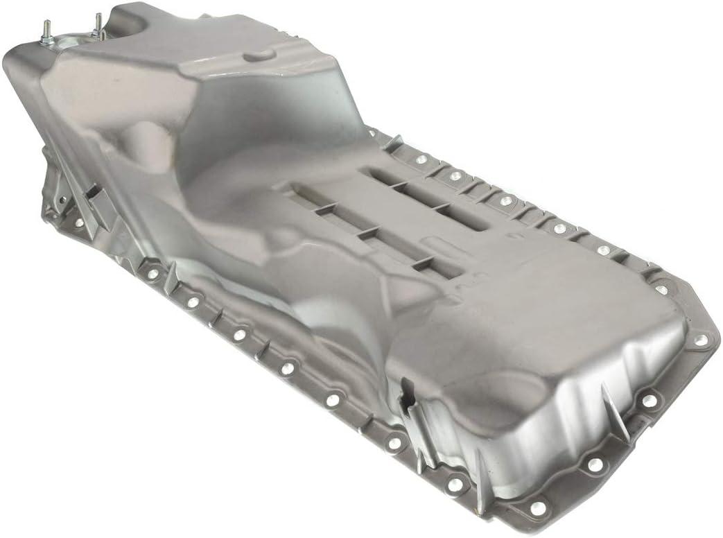 NEW For BMW E82 E90 128i 325i Engine Oil Pan Gasket With Engine Oil Pan Bolt Set