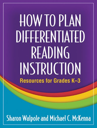 Download How to Plan Differentiated Reading Instruction: Solving Problems in the Teaching of Literacy Pdf