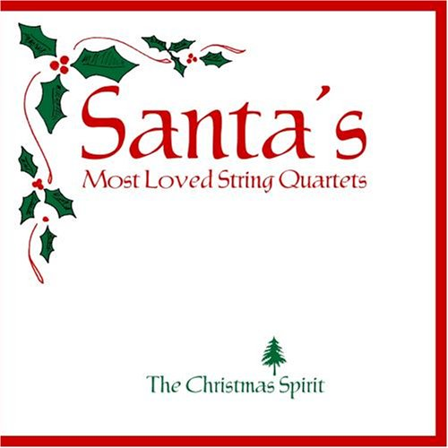 Santa's Most Loved String Quartet