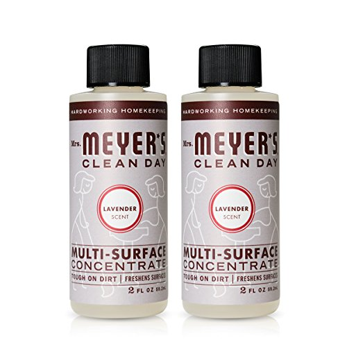 (Mrs. Meyer's Multi-Surface Cleaner (Lavender, 2 - Concentrate))
