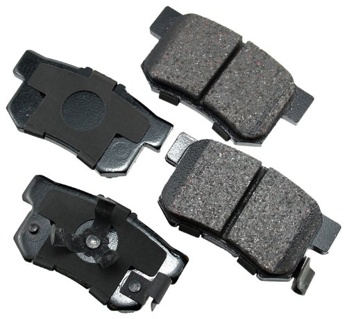 Ultimate Ceramic Rear Brake Pads - 5