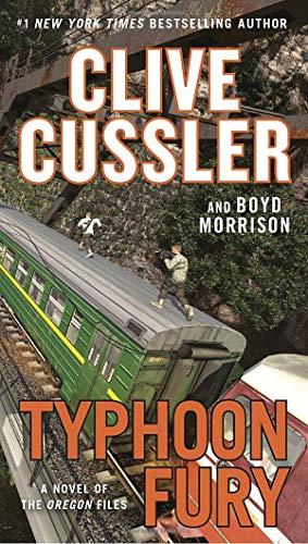 Typhoon Fury (The Oregon Files) (Oregon Outlets)