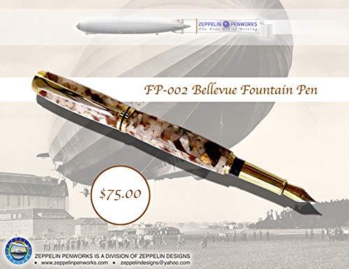 FP-002 Bellevue Fountain Pens (Bellevue Fountain)