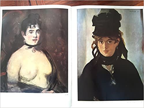 french impressionists edouard manet claude monet alfred sisley camille pissarro paul cezanne edgar degaas auguste renoir fifty plates