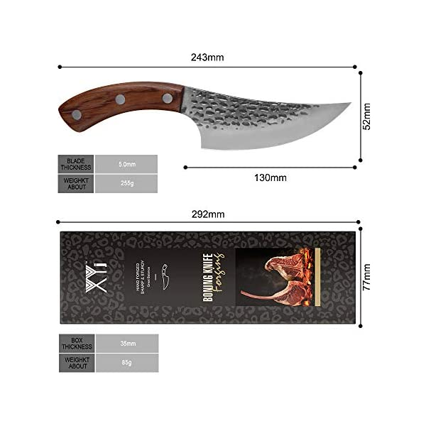 XYJ-55-inch-Handmade-Forged-Boning-Knife