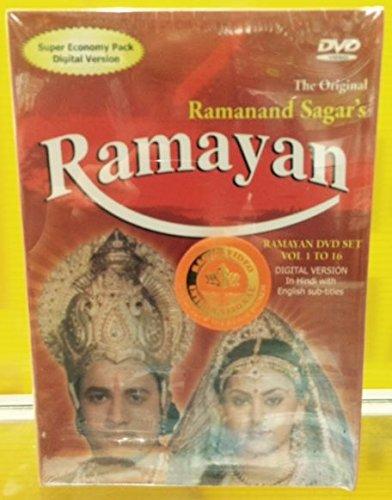 Ramayan (16 DVD Set) - Indian Serial Sites