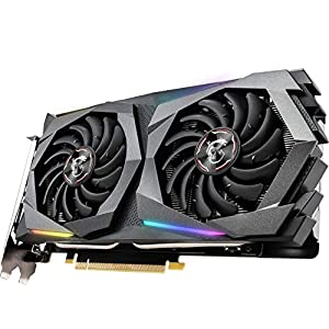 MSI Gaming GeForce GTX 1660 Super 192-bit HDMI/DP 6GB GDRR6 HDCP Support DirectX 12 Dual Fan VR Ready OC Graphics Card