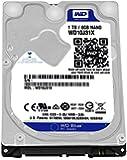 WD SSHD 内蔵ドライブ 2.5インチ 1TB+MLC8GB WD Blue SSHD WD10J31X SATA3.0 16MB 9.5mm 3年保証