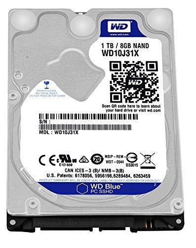 Amazon Com Wd Blue 1tb Mobile Hard Disk Drive 5400 Rpm Sata 6 Gb