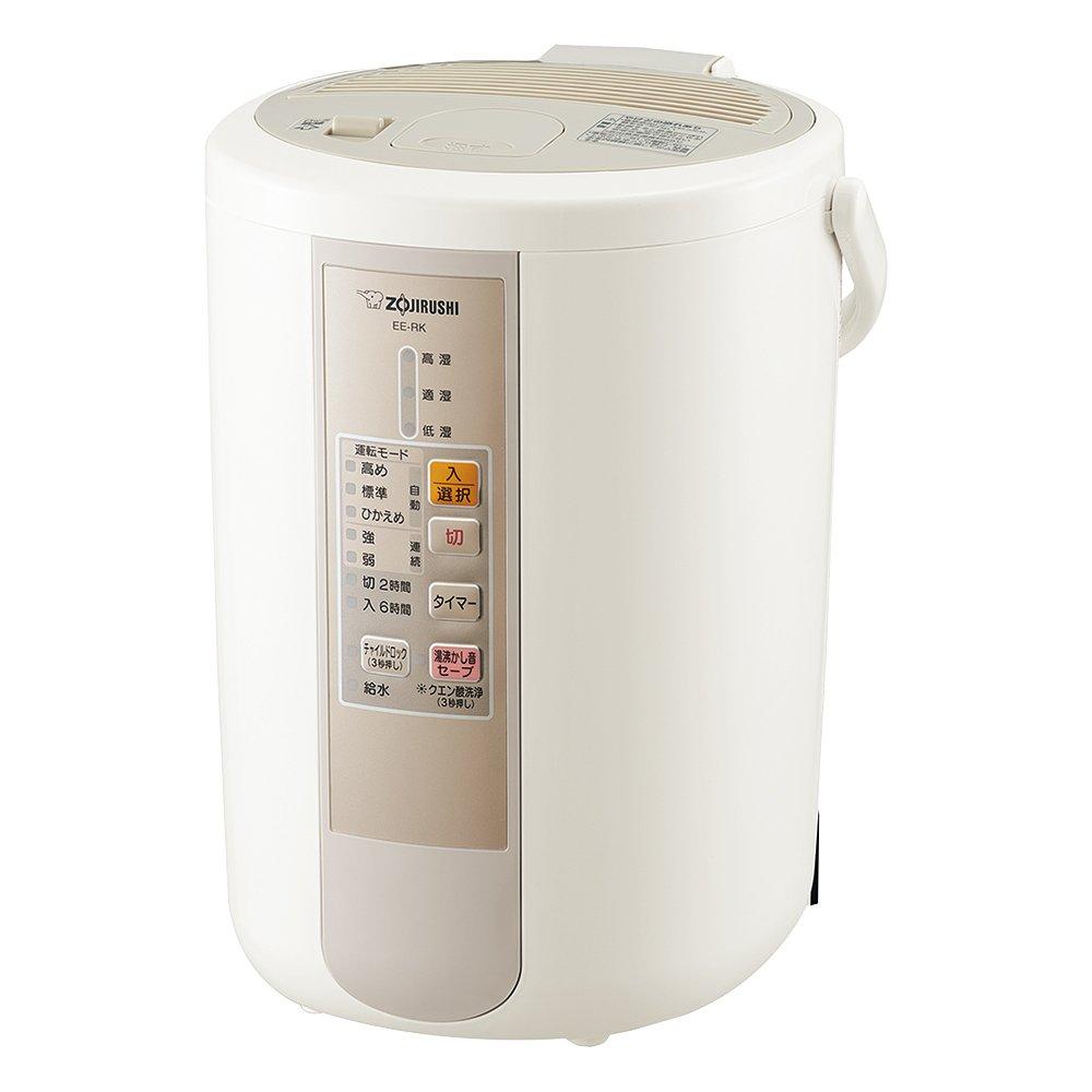 象印 スチーム式加湿器 加湿量480mL/h ベージュ EE-RK50-CA B0140DJ06C