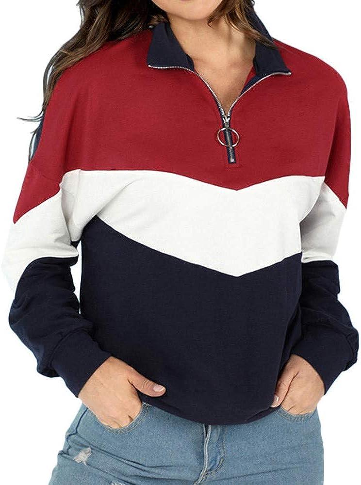 XS-XL INTERESTPRINT Womens Crew Neck Long Sleeve Pullover Cartoon Sushi Cute Lightweight Tops Sweatshirt