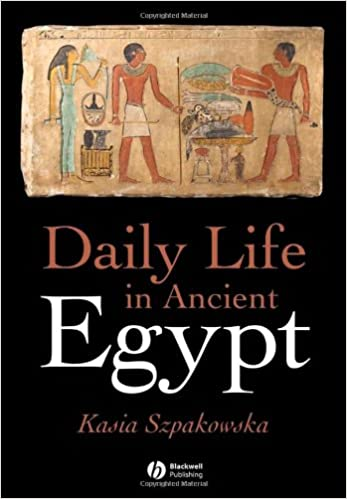 Amazon.com: Daily Life in Ancient Egypt (9781405118569): Kasia ...